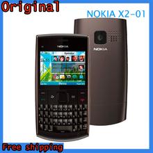 NOKIA X2-01 original cell phones unlocked nokia x2-01 mobile phones Refurbished