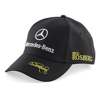 2014 NICO ROSBERG CAP F1 racing team cap Signature Edition top quality free shipping