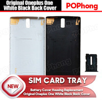 Original OnePlus One Phone Protective Battery Housing Back Cover Replacement