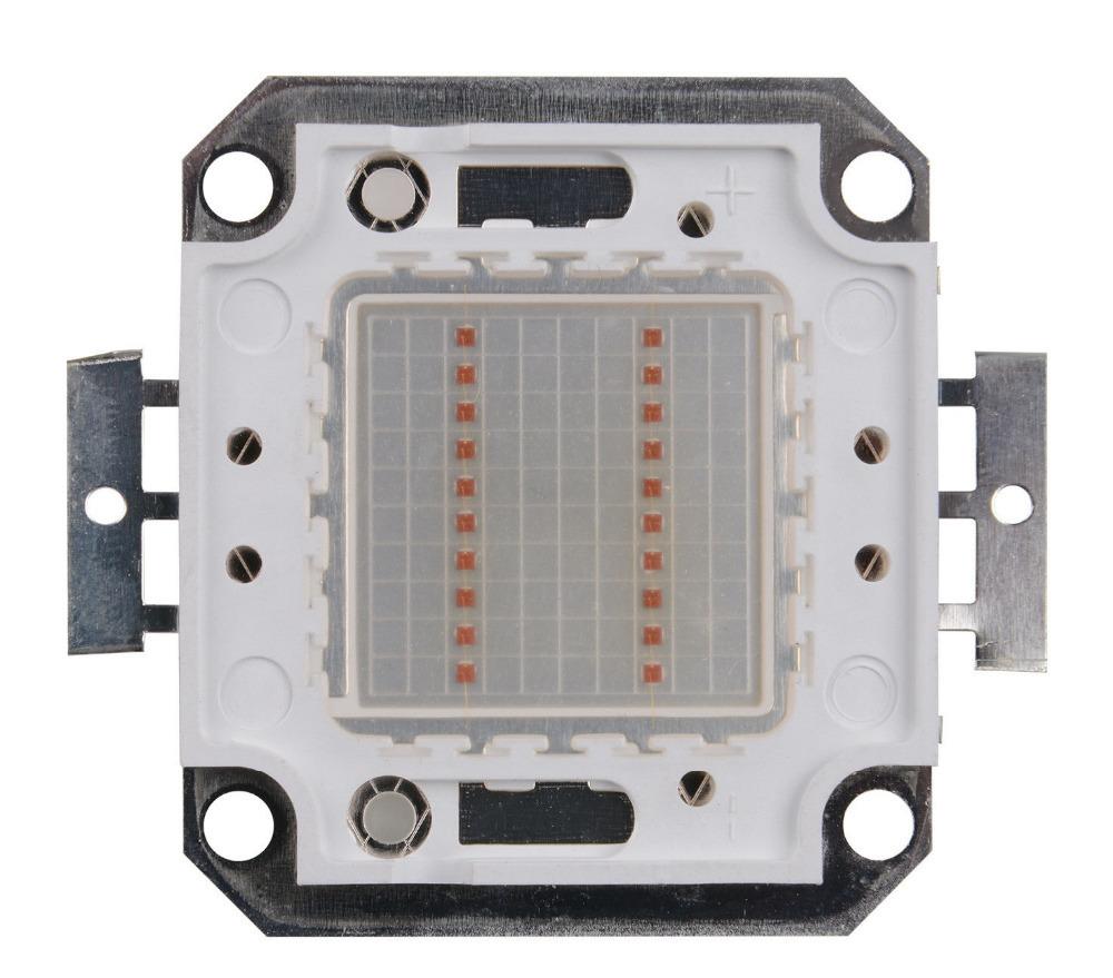 20W Infrared IR 850nm 17V 600~700mA SMD LED Light Parts Night Vision Fill Light(China (Mainland))