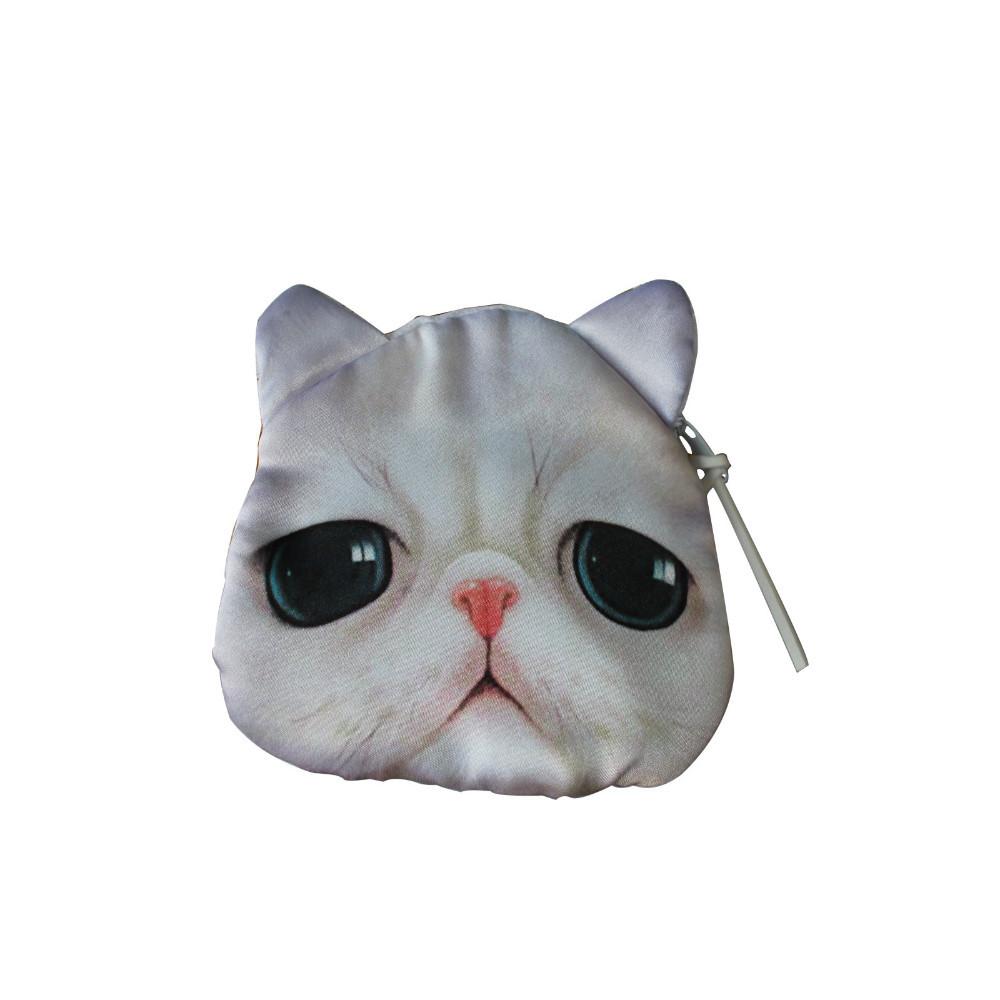Children Hot Cute Cat Face