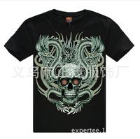 Men's short-sleeved cotton T-shirt 16 Styles 3D Logo 5 Size S-M-L-XL-XXL