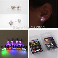 Light Up LED Earrings Colorful LED Earrings