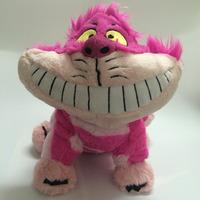 "Cheshire Cat 12"" L Stuffed Plush Doll Toy- ALICE IN WONDERLAND"