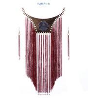Free shipping $20 Fashion jewelry  Europe and America statement women rhinestone zinc alloy pendant&necklace