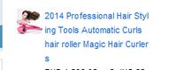 12pcs/lot hair curler