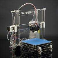 2014 Newest Aurora Reprap Z605 3D Printer DIY Reprap i3 CNC Suit 3D Flatbed Printer with 2KG filaments