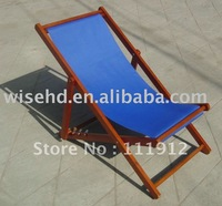 wood folding beach chair,leisure chair