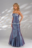 Custom-made free shipping elegant evening dress wholesale and retail free shipping