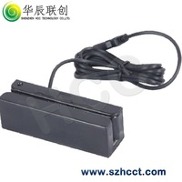 HCC750 Series Mini MSR (magnetic card reader)