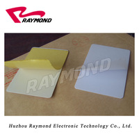 adhesive sticky-back cards