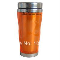 450ML Double Wall Travel Mug With Lid