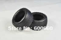 rear dirt tires tyre set for HPI.KM.ROVAN 1/5 Baja 5B
