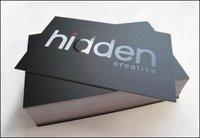 Free Shipping 1 Sided Spot UV Visit Card Printing 1000 pcs/design