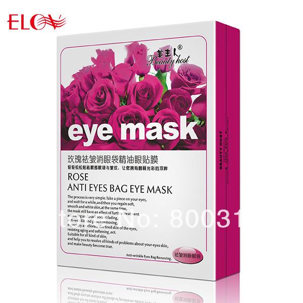 Rose anti eyes bag eye mask(China (Mainland))