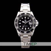 Men Automatic Mechanical Stainless Steel Marine watch Revenge wristwatch fashion style