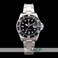 Men Automatic Mechanical Stainless Steel Marine watch Revenge wristwatch fashion style