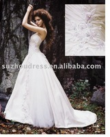 2013 new fational wedding dress wholesale and retail