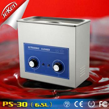 PS-30  6.5L stainless steel Best dental ultrasonic cleaner