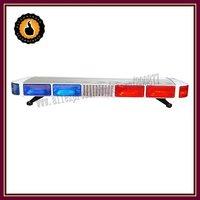 50% Shipping discount + Wholesale price TBD-GA-08625F Strobe light bar + 100W siren + 100W speaker, DC12V, HID Xenon tube.