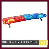 """TBD-GA-02625B Strobe lightbar + 100W Siren + 100W speaker, DC12V, 47"""" Length, High quality Xenon tube, Power 120W"""