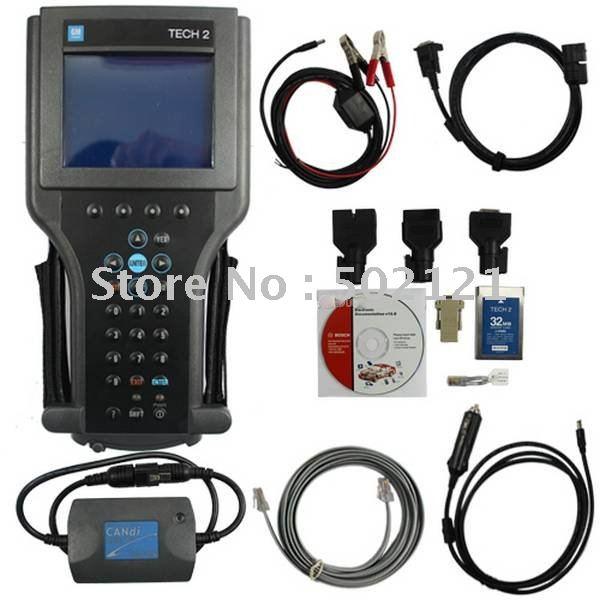 Wholesale PRO Kit (CANdi & TIS) GM Tech 2