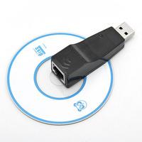 free shipping USB 2.0 10/100 M Ethernet LAN Network RJ45 Adapter