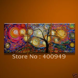 Free Shipping!!High Quality Modern Oil Painting on Canvas Art group oil paintings home decoration DY-1859 picture on wall