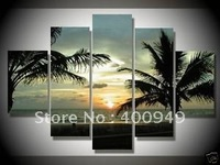High Quality Modern Abstract Oil Painting on Canvas Art EL-107 picture on wall