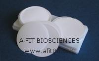 50pieces 90mm PVDF Membrane Disc Filters