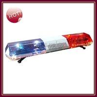 "Factory sale!!! TBD-GA-03125A Rotator lightbar +100W siren + 100W speaker, DC12V, Power 200W, 47"" length, High Quality Lamps"