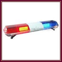 "50% shipping discount + wholesale price!   LED lightbar + 100W siren + 100W speaker, DC12V, 47"" length, Super bright"