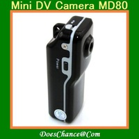 Hot selling 2GB card as gift MD80 mini dv mini VCR mini video camera recorder high quality sound controlling