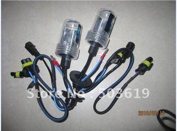 Free Shipping Supernova Sales HID Xenon Bulb 35W 6000K 3200LM 3000hours Single Beam 12V Color 4300K 5000K 6000K 8000K