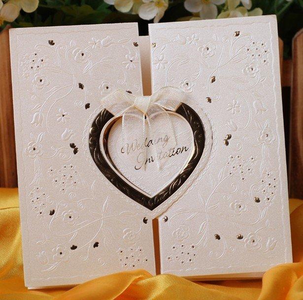 Classic Wedding Invitation Card20003G wedding favors wedding gift