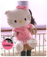 39 inches(100cm) Hello Kitty toy, Plush toy, Plush Hello Kitty, Stuffed Hello Kitty, Xmas gift, Valentine gift 50% off shipping!