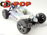 Nitro gas Buggy 1:8 RC Car GP21 engine 4WD RTR truck Radio remote control cars toy free shipping