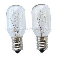 New!Guaranteed 100%!E12 t20x48 110v 10w miniature lamp bulb light A237