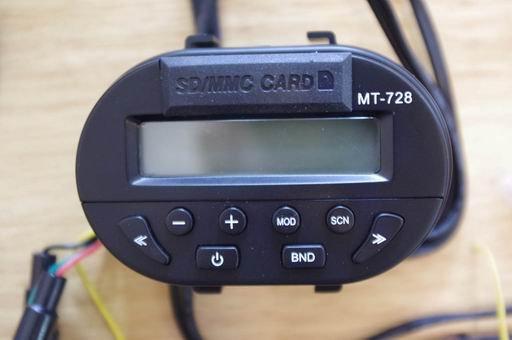Motorrad sd Card Mp3 fm Radio