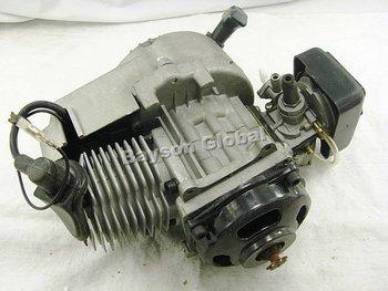47cc 49cc Pocket Bike Motor Engine Carburetor Mini Dirt Bike pocket Bike (Aluminum Pull Start) @65571