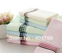 "Free shipping Bamboo fiber bath towel 55""x27""(140x70cm)"