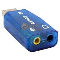 5.1 ch Audio USB Sound Card