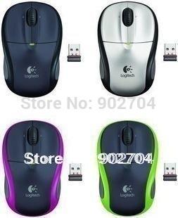 1000DPI Wireless Optical Logitech Mouse M305 2.4 Ghz,10m Control