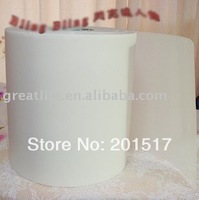 Iron On Hot Fix Rhinestone Mylar Tape Paper hotfix transfer paper  10M/LOT 24cm width free shipping