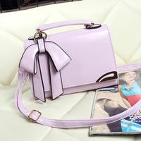 Bags 2014 women's handbag bow fashion messenger bag small bag cross-body handbag women's bags