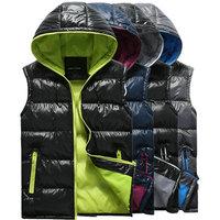 New arrival autumn winter hot mens vest casual slim waistcoat for men fashion vest for male M--3XL