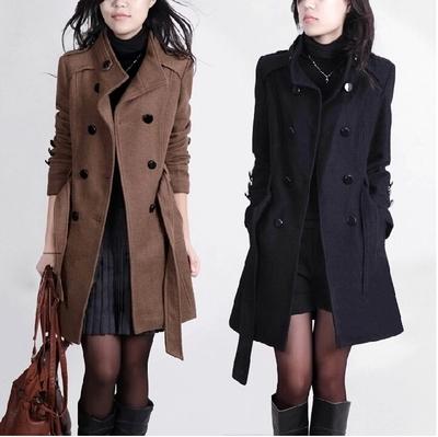 Женская одежда из шерсти 2015 M-L-XL-XXL