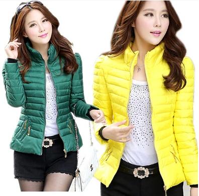 Женские пуховики, Куртки OF slim Y1053 женские куртки