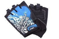 Bicycle Motorcycle Gloves Racing Sports Gloves Slip-Resistant Semi-finger Gloves