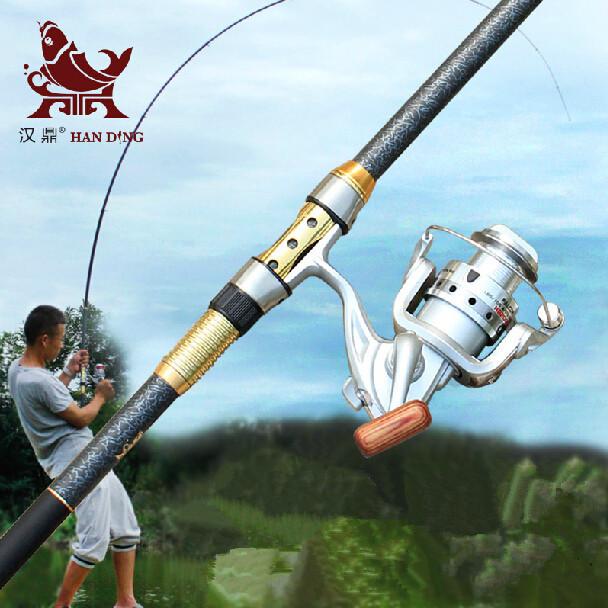 FREE SHIPPING Fishing rods ultra hard carbon 4.5 5.4 6.3 meters pole fishing rod set rods for carp fishing(China (Mainland))